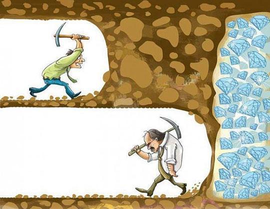 Don't give up - W chwili kryzysu - co robić gdy brakuje motywacji?