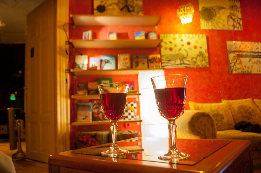DSC1365 1024x680 - Gdzie napić się grzanego wina lub piwa? Moje ulubione miejsca w Sofii