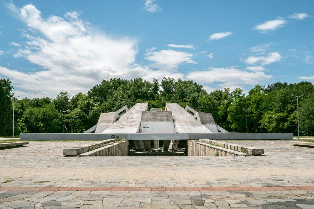 plovdiv communist monument 1024x683 - Płowdiw - na styku współczesności i antyku