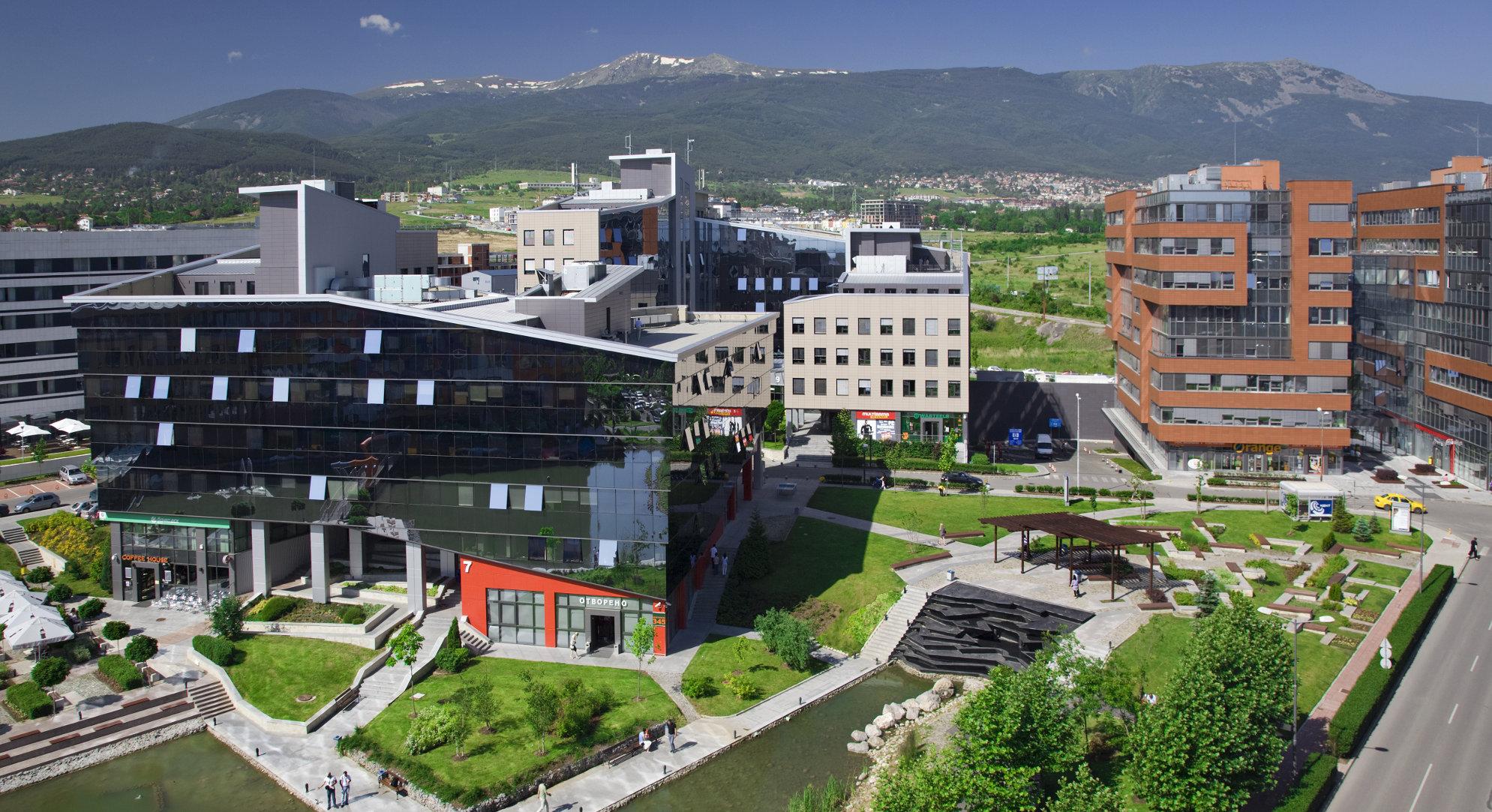Czy warto pracować w Bułgarii - Business Park Sofia