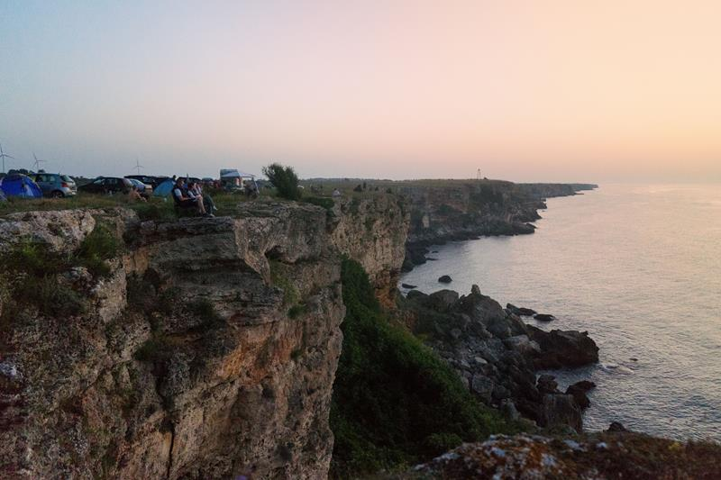 Kamen Bryag July Morning 2 - July morning - powitanie słońca w Kamiennym Brzegu