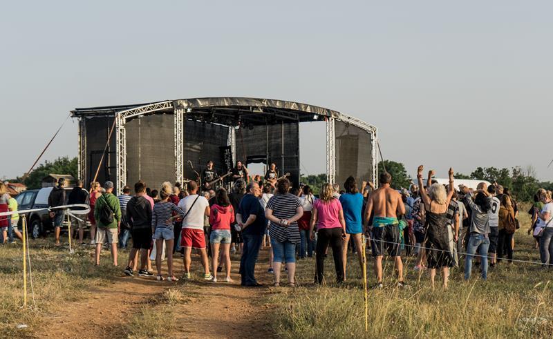 Koncert Kamen Bryag July Morning4 - July morning - powitanie słońca w Kamiennym Brzegu