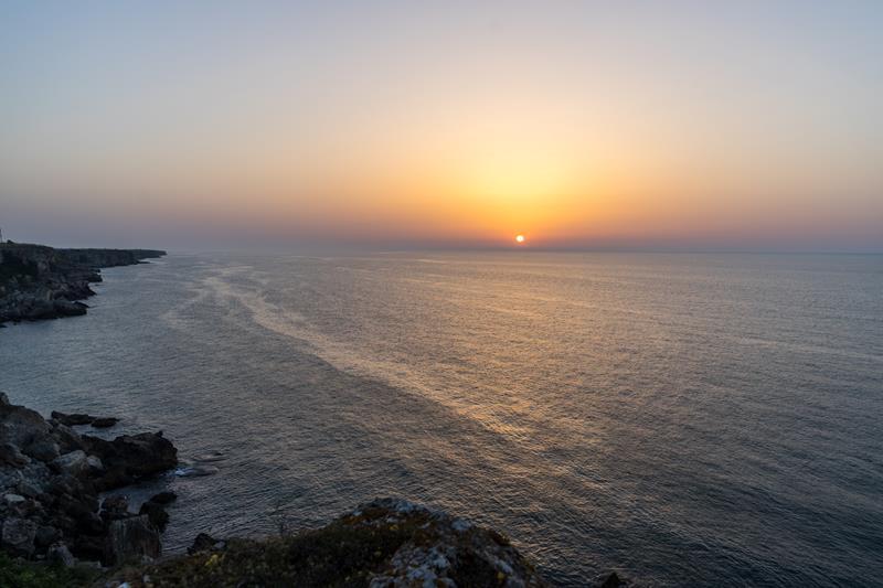 Wschod slonca July Mroning 3 - July morning - powitanie słońca w Kamiennym Brzegu