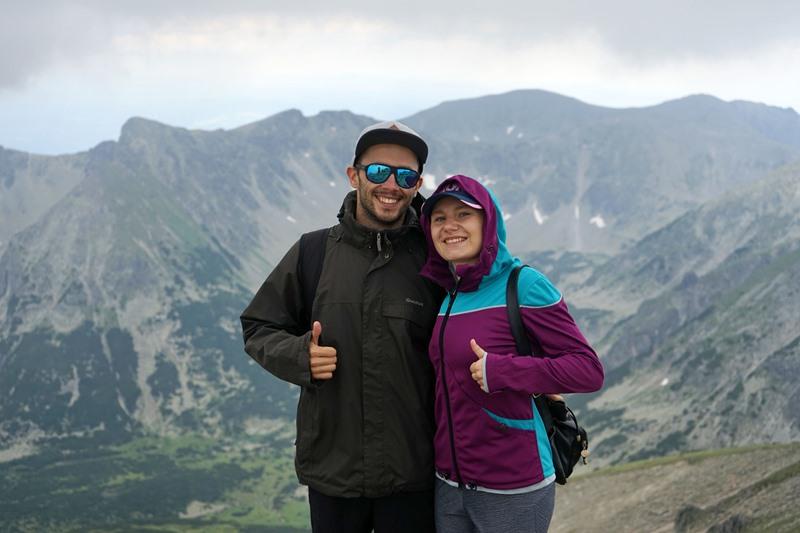 DSC01500b - Musała - najwyższy szczyt Bułgarii