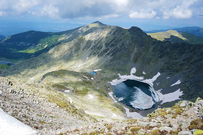 DSC01511b - Musała - najwyższy szczyt Bułgarii