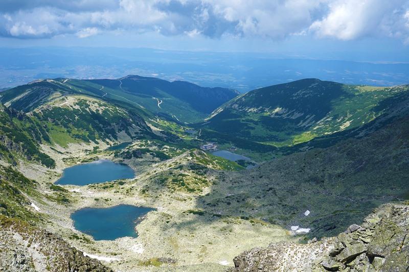 DSC01514b - Musała - najwyższy szczyt Bułgarii