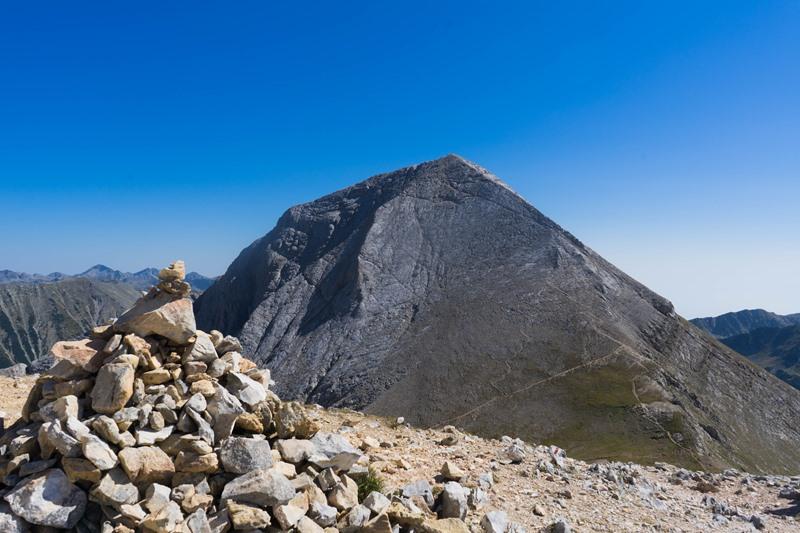 Konczeto pionowa grań w górach Piryn10 - Konczeto - pionowa grań w górach Piryn