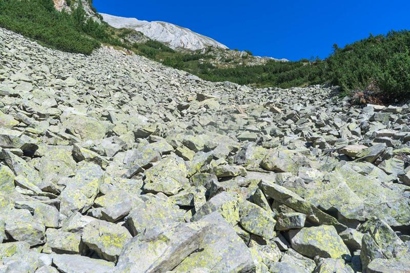 Konczeto pionowa grań w górach Piryn2 - Konczeto - pionowa grań w górach Piryn
