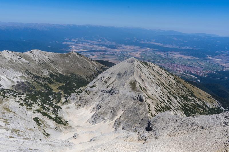 Konczeto pionowa grań w górach Piryn6 - Konczeto - pionowa grań w górach Piryn