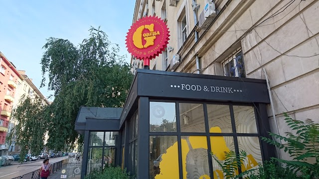 gdzie zjesc w sofii smacznie i tanio godzilla - Gdzie zjeść w Sofii - smacznie i tanio ? Moje TOP 5